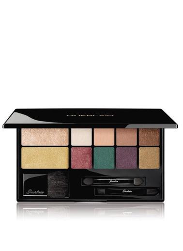Guerlain Guerlain 18 Xmas Palette Göz Farı Renkli